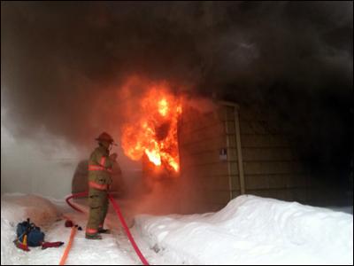 South Metro Fire Department, South St. Paul house fire, Minnesota fire