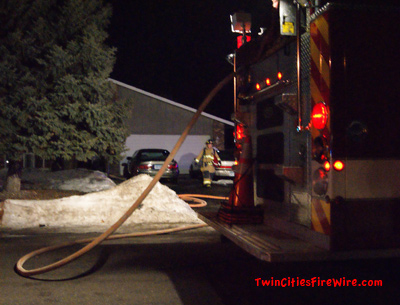 Blaine house fire, SBM Fire, Blaine firefighter, Blaine fire