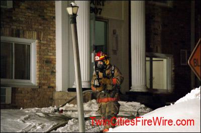 Columbia Heights Fire, Fridley Fire, Apartment Fire