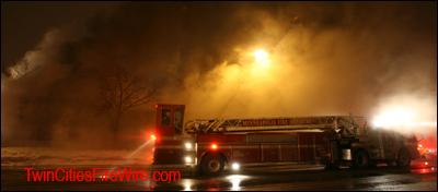 Minneapolis Firefighter. Bloomington Lake Clinic