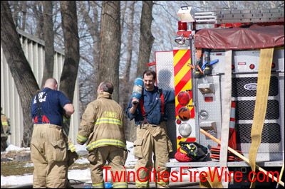 Twin Cities Fire Wire, Twin Cities Fire News, Firefighter, Blaine, Minnesota Firefighters