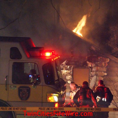 Brooklyn Park house fire, Kentucky, Brooklyn Park Fire Dept, firefighter, Minnesota, Twin Cities Fire Wire