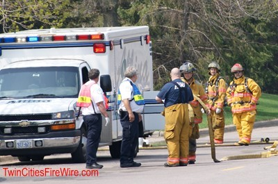 Fridley Fire, Spec Plating, Explosion, Fridley Minnesota, Hazmat, Hazardous Materials, Twin Cities Fire Wire