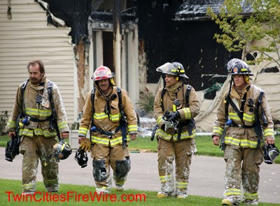 Coon Rapids Fire Department Twin Cities Fire Wire