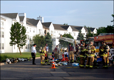LeMay Lake Apartments, Eagan Minnesota, Apartment Fire, Firefighter Rescue, Eagan Fire, Twin Cities Fire Wire