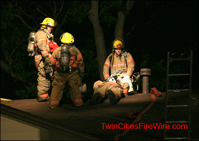 Cottage Grove, Minnesota, House Fire, Hyde Ct., Washington County, Minneapolis House Fire,