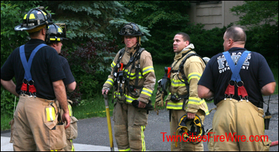 Oakdale, Oakdale firefighter, House Fire, Minnesota, Washington County, Minneapolis, Twin Cities Fire Wire