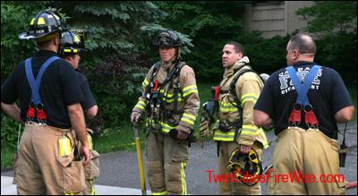 Oakdale, Oakdale firefighter, House Fire, Minnesota, Washington County, Minneapolis, Twin Cities Fire Wire