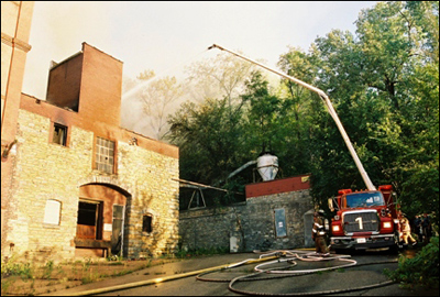 Stroh's Fire, St. Paul, Firefighters, Minnesota